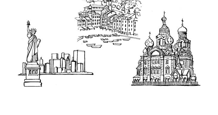 Massimo POLVARA - illustrations -