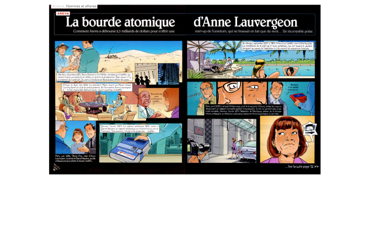 Olivier LE DISCOT - illustrations -  - Studio BD