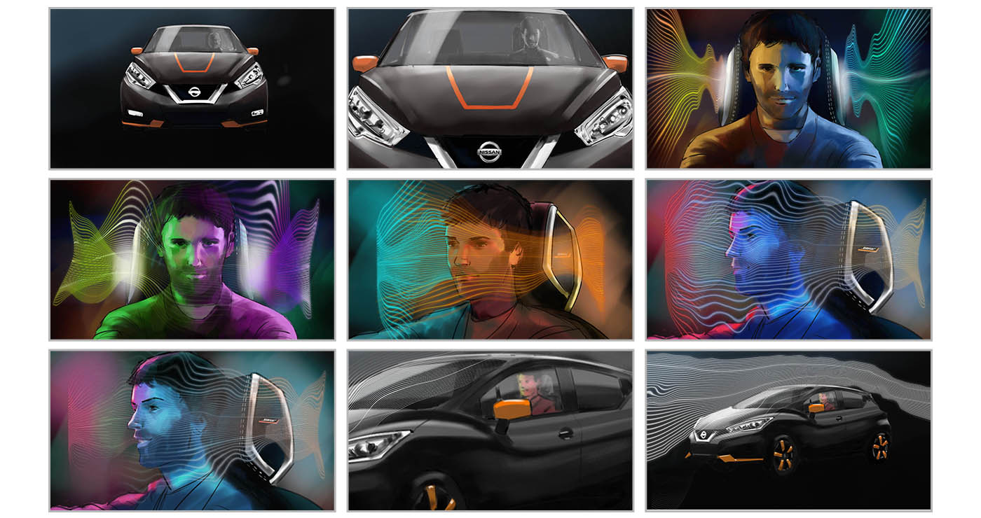 Gregoire- illustration-rough-story-board-animation-Nissan-Micra.jpg