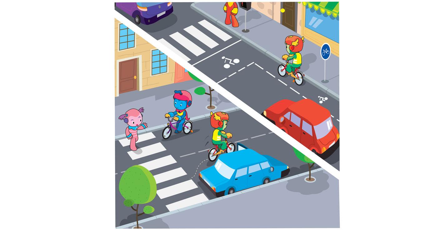 Jorg-illustrations-dépliant-securite-routiere-1