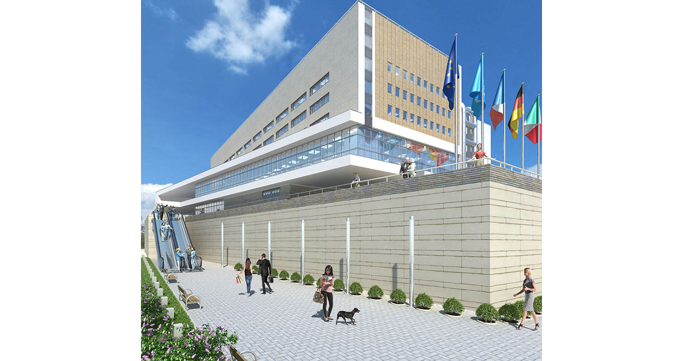 Woodie-3d-architecture-hospital