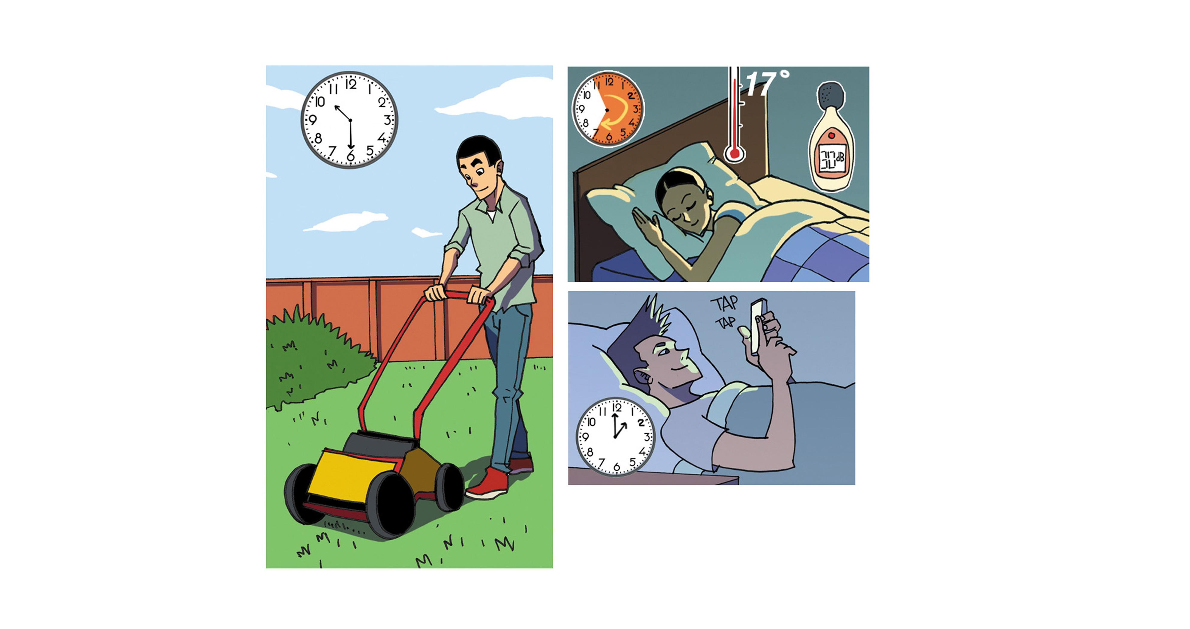 alfonso recio illustration vie quotidienne edition