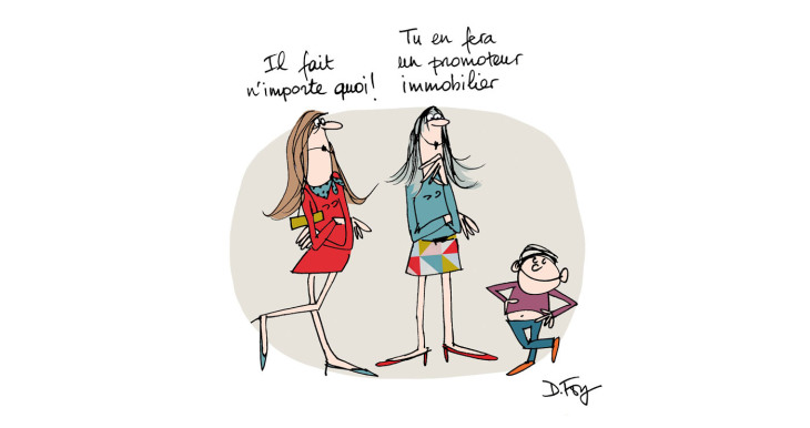 Dominique FOY - illustrations -