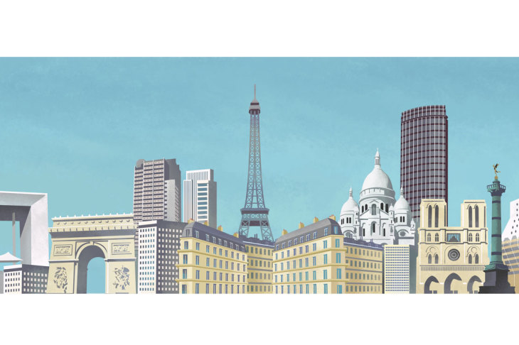 Fred VAN DEELEN - illustrations -  - Urbanisme