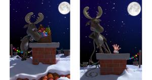 gery-lebecq-illustrations-3D-noel-neige-cheminee