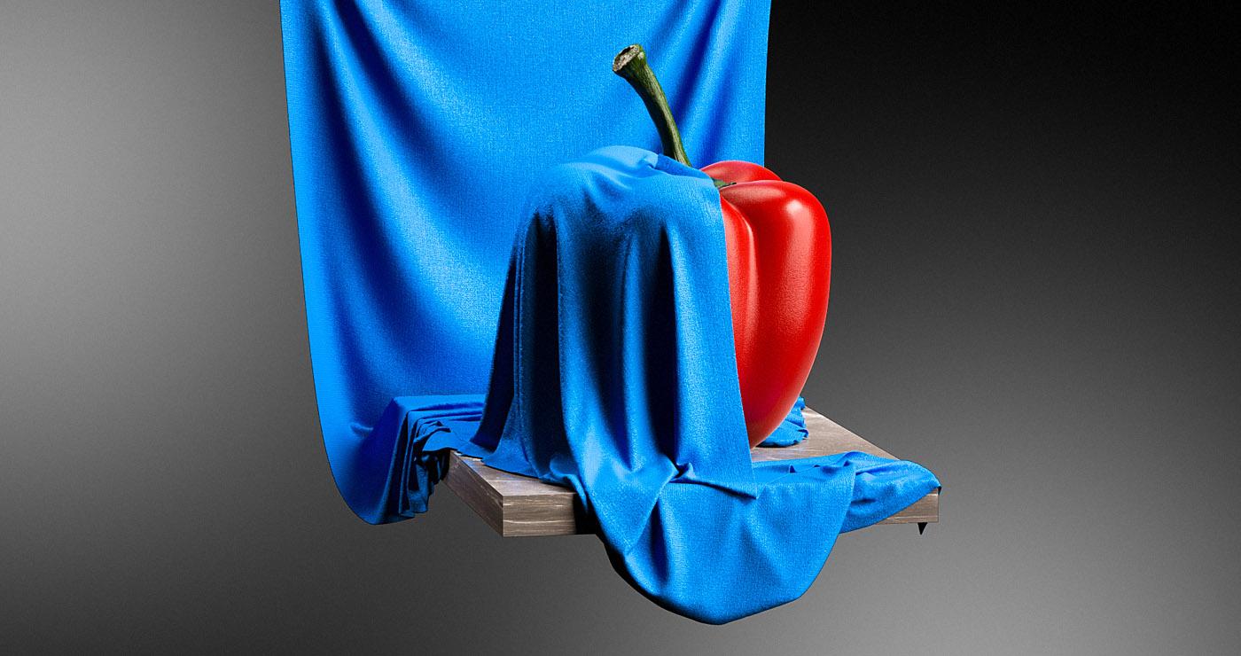 illustration-3D-philippe-raimbault-poivron-tissu