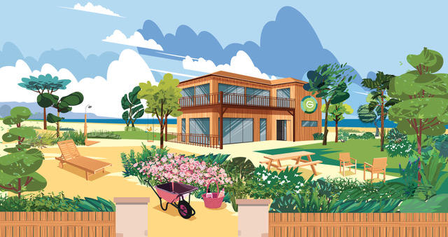 illustration Zoe Garnier