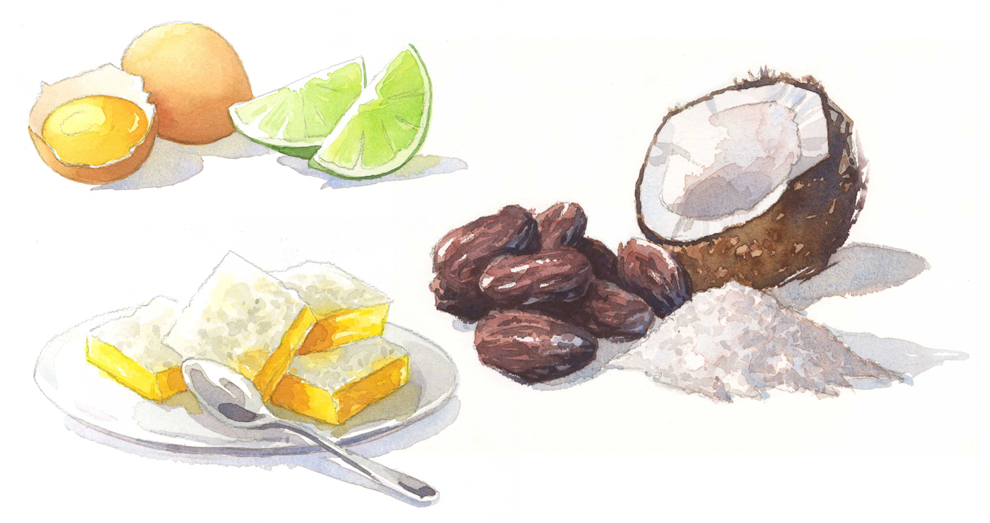 illustration alimentaire aquarelle yves perron 3 05