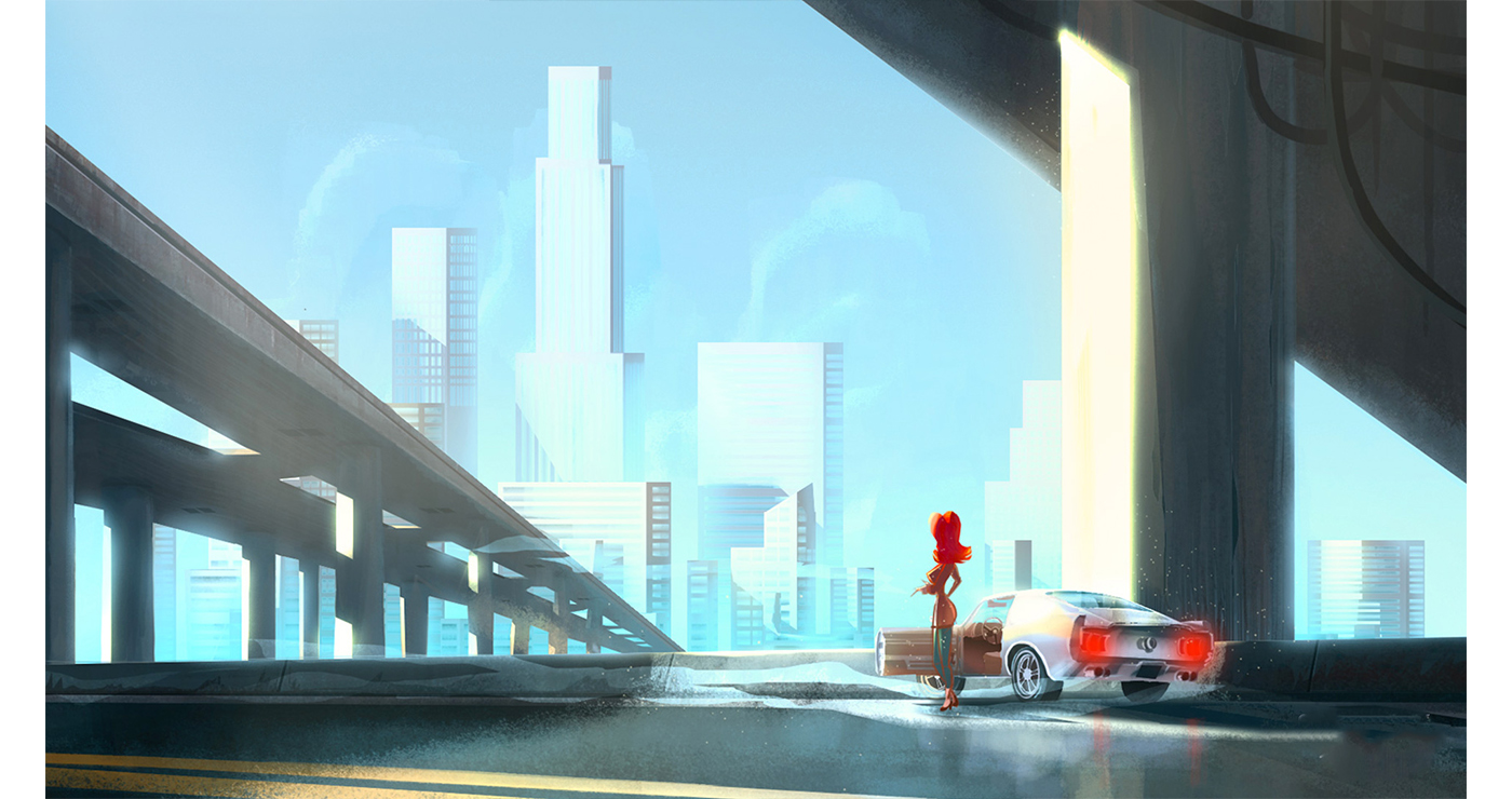illustration benoit tastet urbanisme centre ville