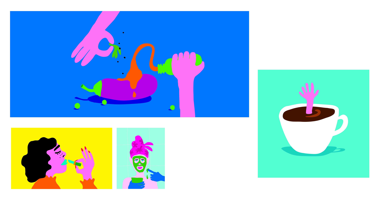 illustration cecilia rehbinder personnages couleurs 06