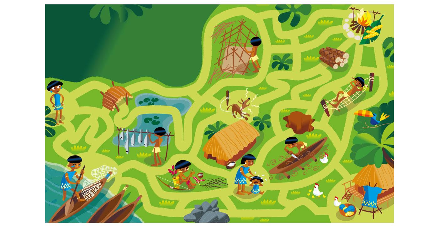 illustration erick duhamel jeux edition