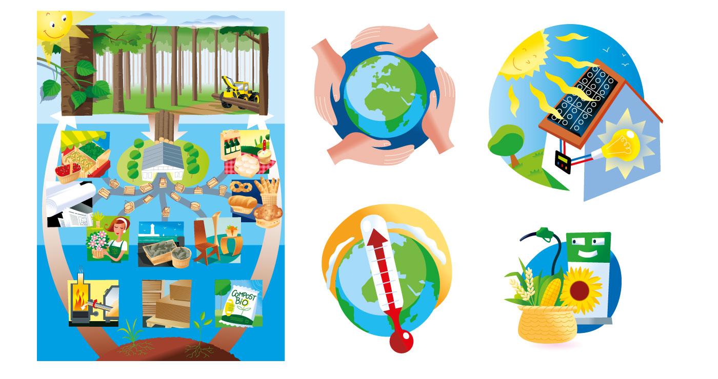 illustration erick duhamel total ecologie