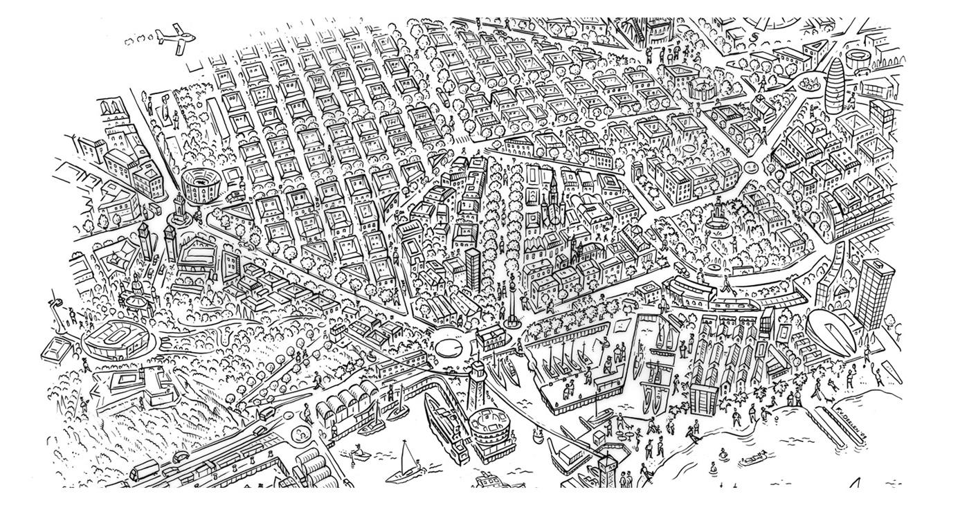 illustration-fred-van-deelen-cartes-barcelone