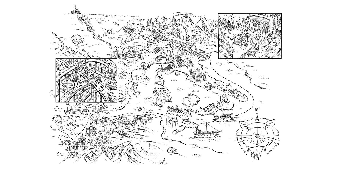 illustration-fred-van-deelen-cartes-lionboy-06