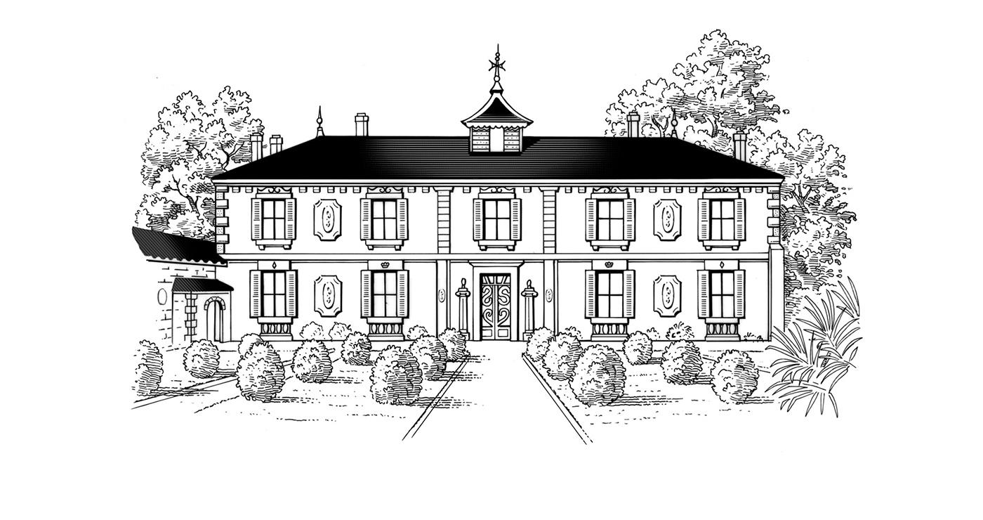illustration frederik gravure chateau 01 1