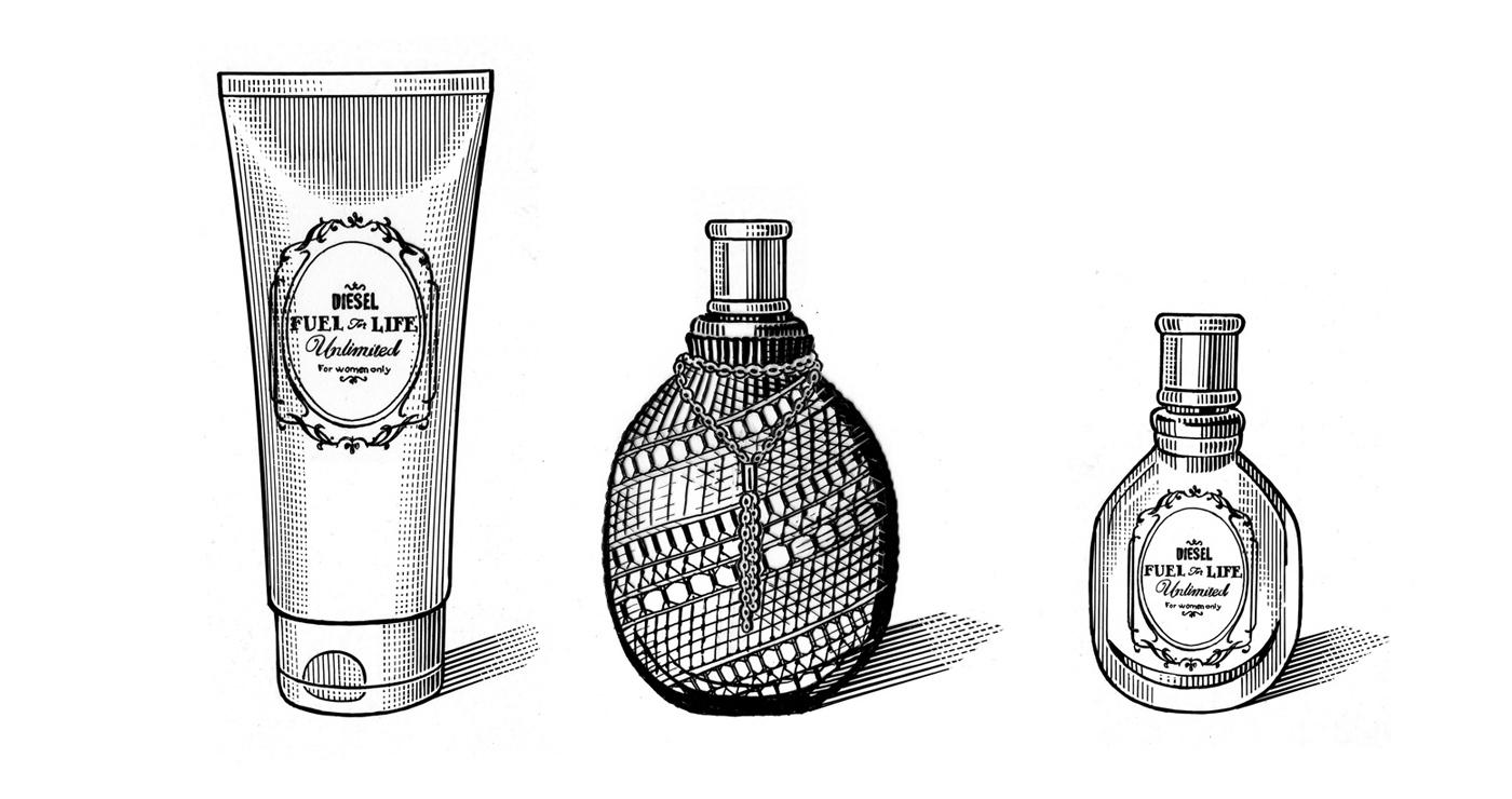 illustration frederik gravure vignettes 03 1
