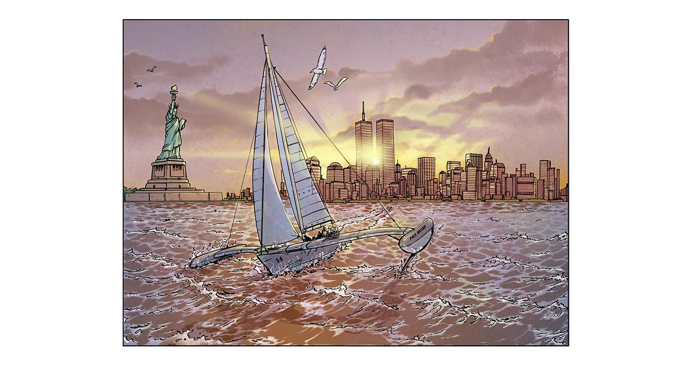 illustration guillaume mazurage paysage 02