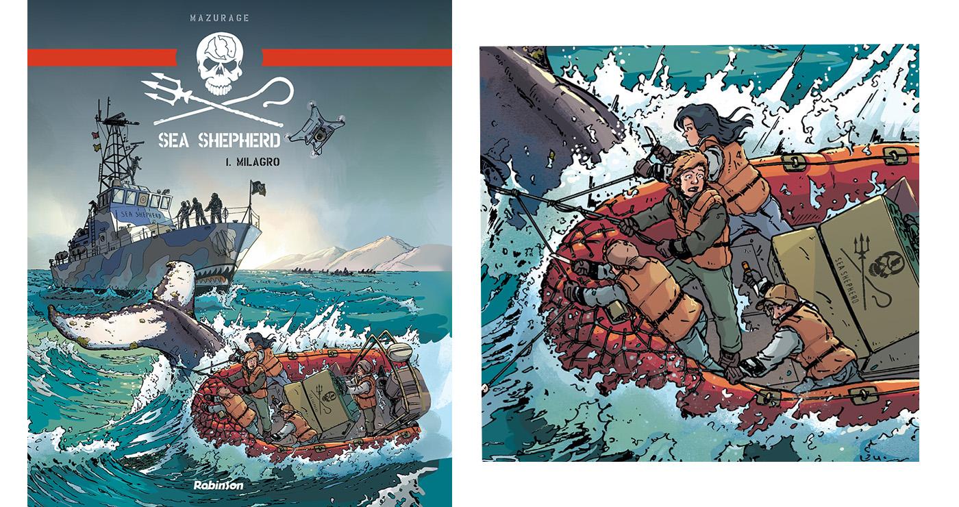illustration guillaume mazurage seashepherd bd 02