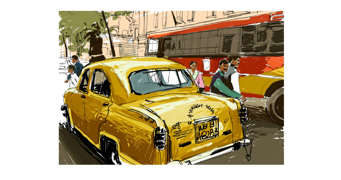 illustration marc ingrand taxi perso 08