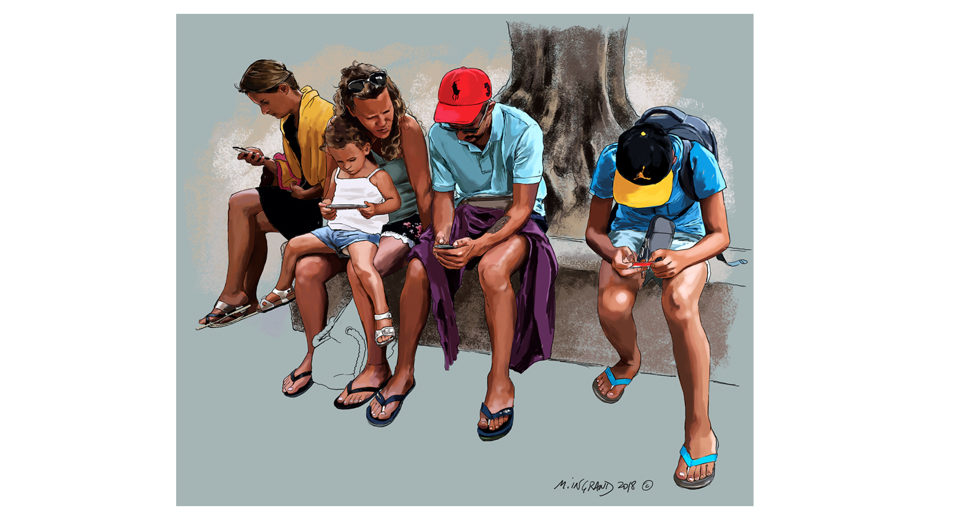illustration personnages marc ingrand famille perso 3