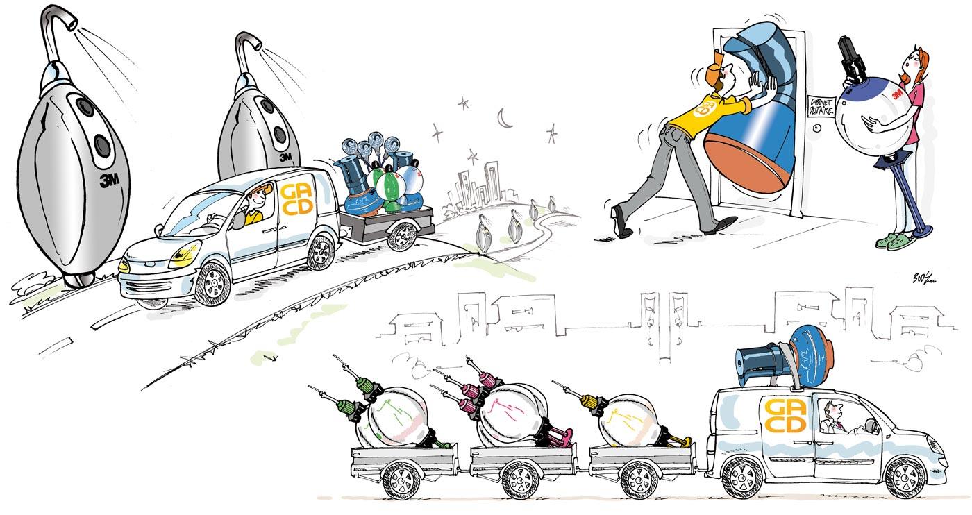illustration-rough-story-board-animation-evenementiel-lun-et-lautre-bodz-oralcare1