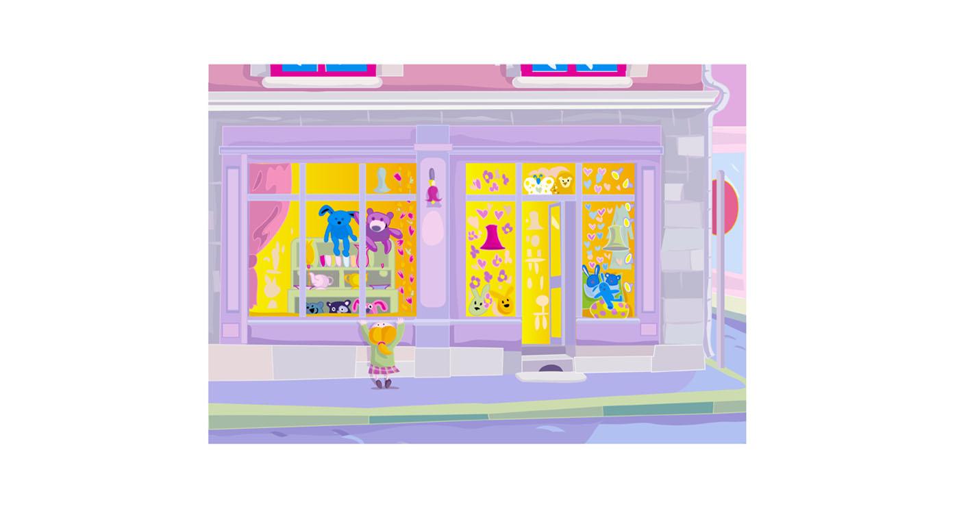 illustration vernius boutique