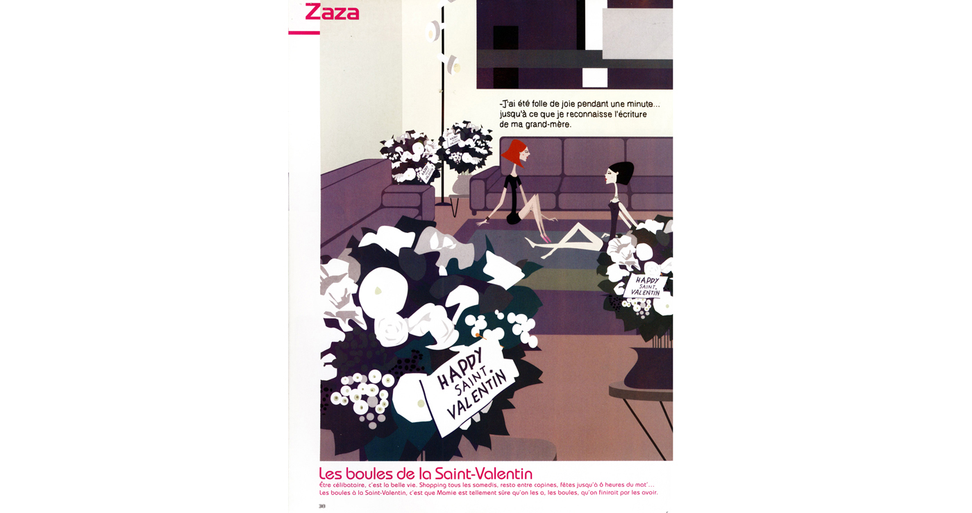 illustration zazaman personnages saintvalentin 04