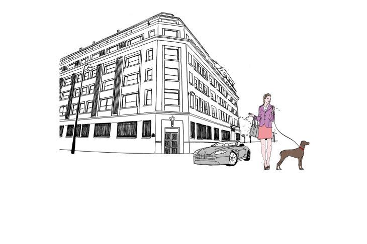 BRIAN - illustrations -  - Urbanisme
