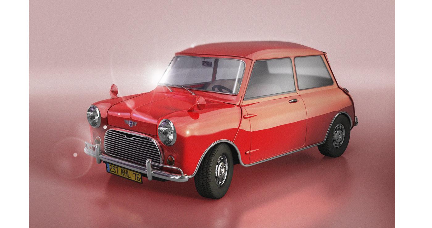 laverdet-3d-studio-voiture