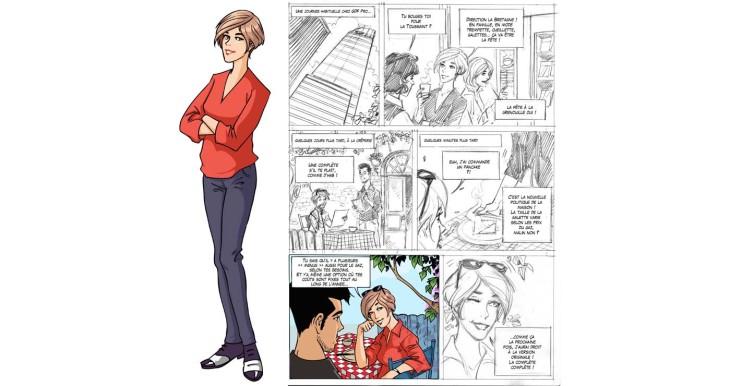 Olivier LE DISCOT - illustrations -  - Studio BD
