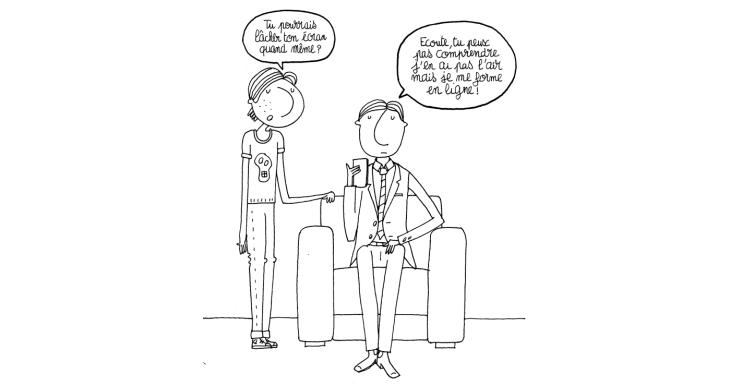 MARCEL - illustrations -  - Personnages