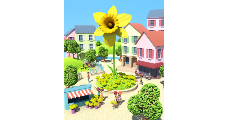 Bertrand MAYERBERGER 3D - illustrations -
