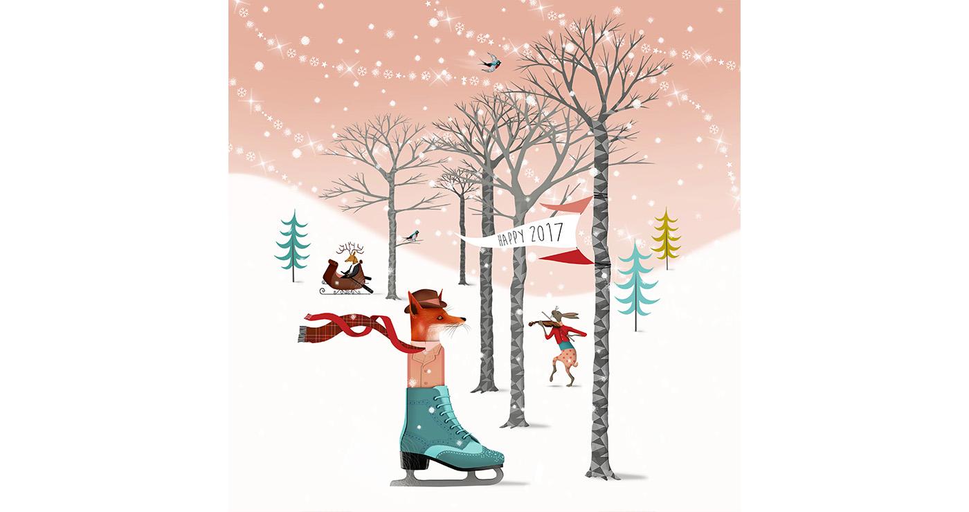 mllevalentine-illustration-rough-story-board-animation-animaux-happy 2017-lun-et-lautre