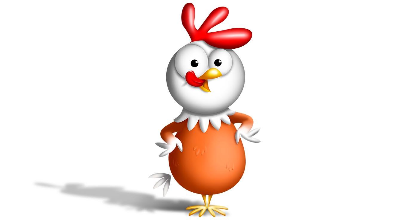 olivier-le-discot-illustrateur-mascotte-poule