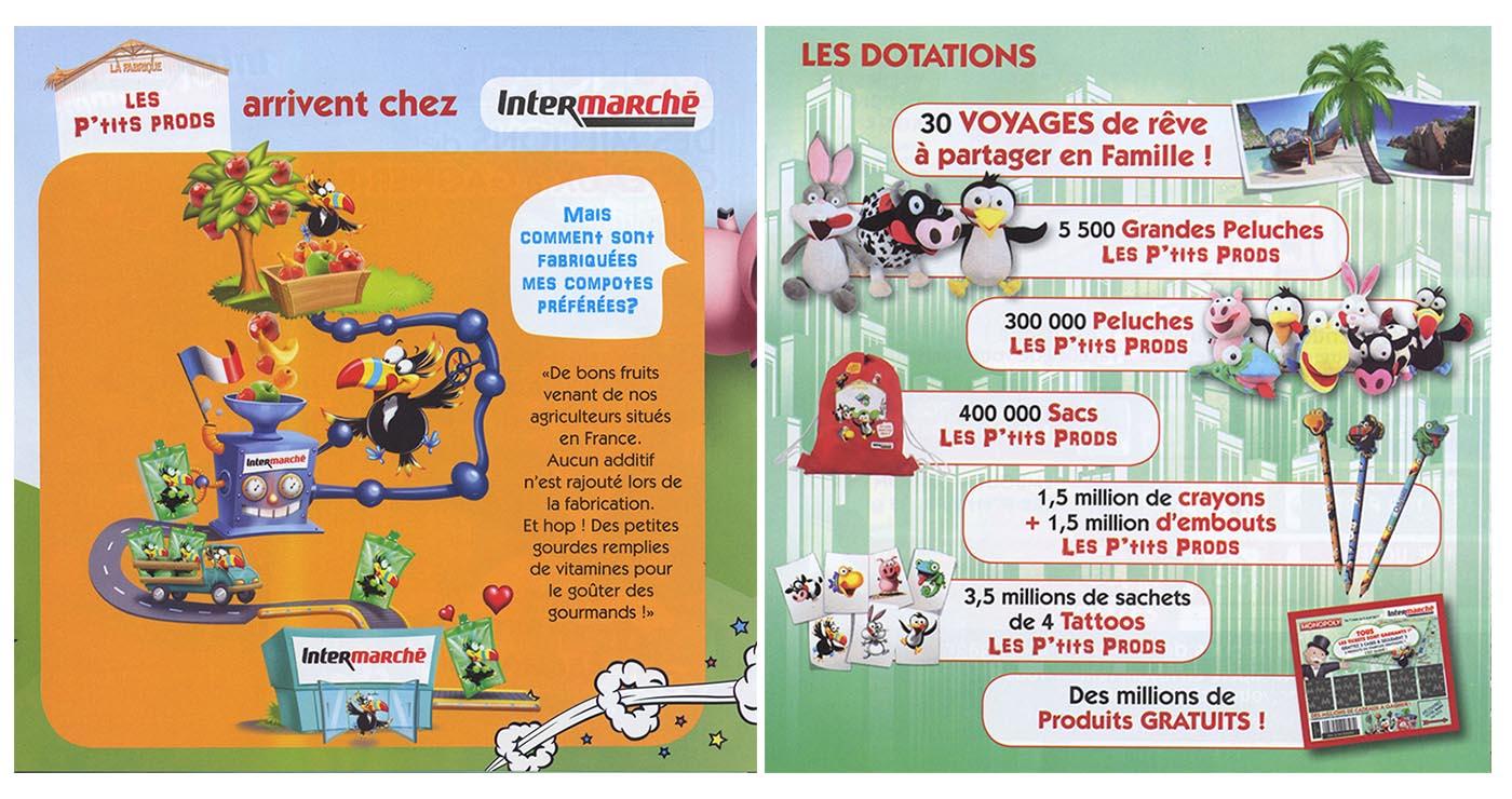 olivier-le-discot-illustrateur-mascottes-animaux-cartoon-intermarche-jeu