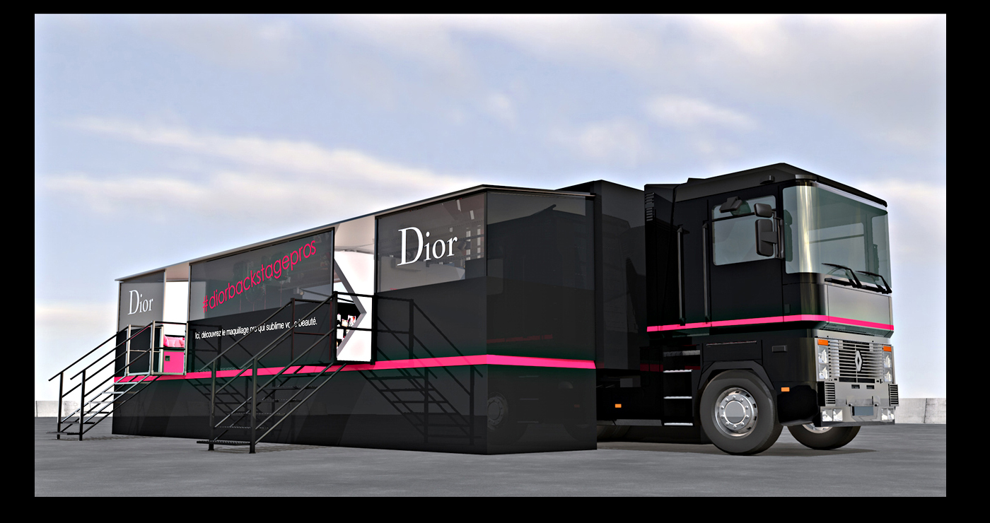patrick-gernigon-illustration-rough-story-board-animation-evenementiel-truck-dior-lun-et-lautre copie
