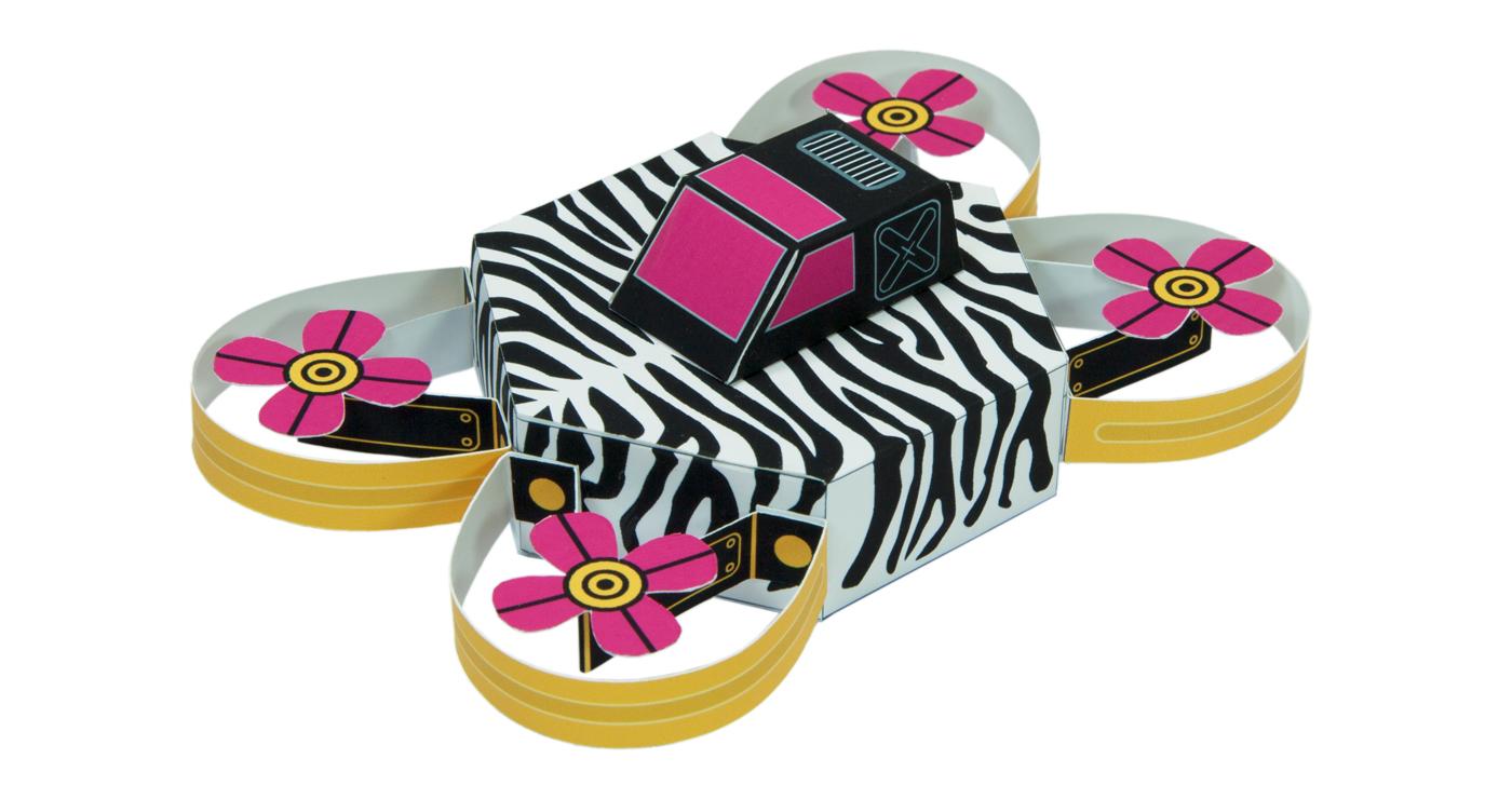 patrick-pasques-papertoys-drone