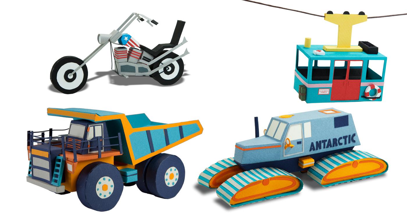 patrick-pasques-papier-camion-moto-telepherique-autoneige