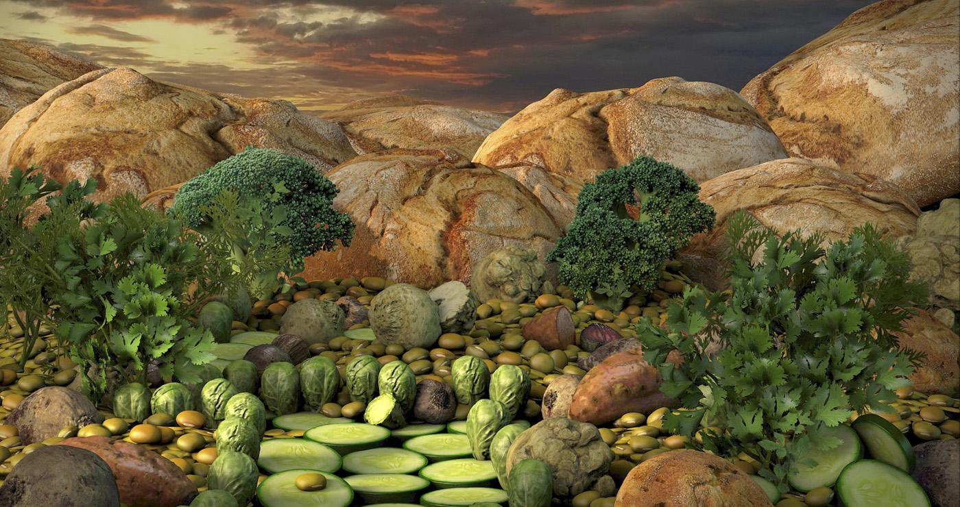 illustration-3D-marcel-laverdet-nourriture-paysage-01