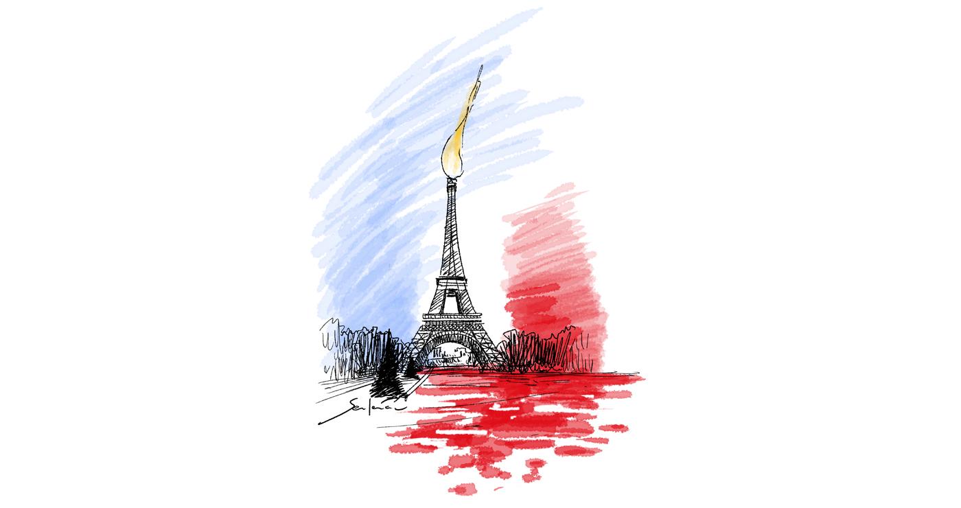 sentenac-illustration-attentat-13-11-2015-