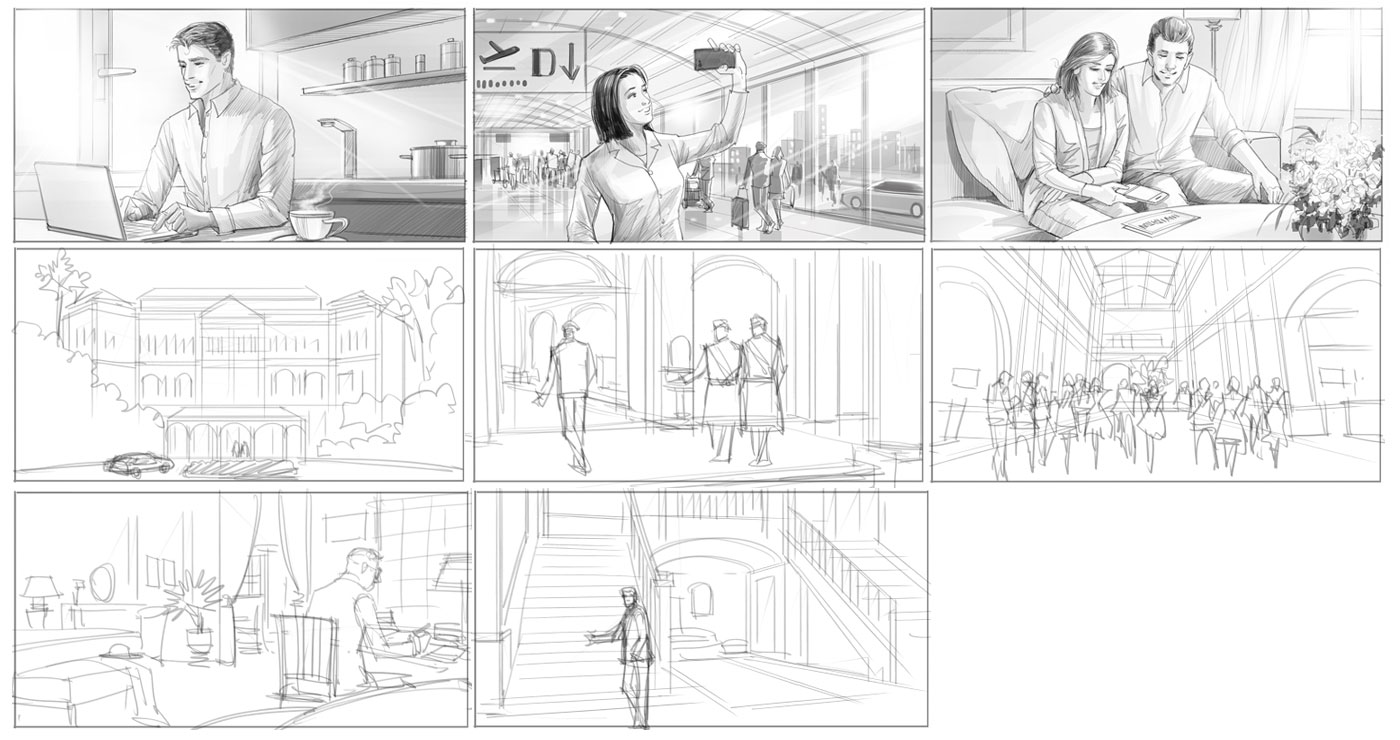 story board richard ngo accor 1