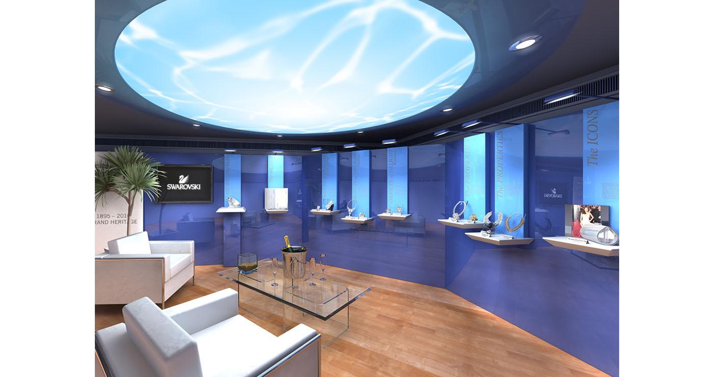 woodie-3d-evenementiel-swarovski-showroom