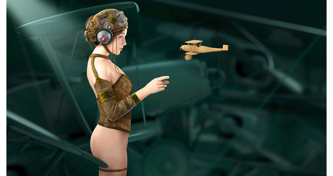 woodie-3d-personnage-aviation